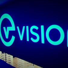 Reklamos gamyba - Eagle Vision tūrinės raidės. @ PC MOLAS