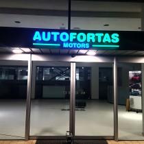 Aliuminės tūtinės raidės @ Autofortas