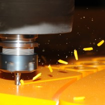 CNC frezavimas PVC plastiko