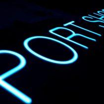 Aliuminės tūrinės raidės @ PORT SHOP