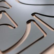 Aliuminio kompozito  cnc frezavimas