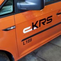 KRS Automobilų apklijavimas ploteriuotu lipduku