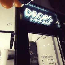 Šviesdėžės gamyba - Drops