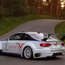Vito Fashion sportinio BMW apklijavimas