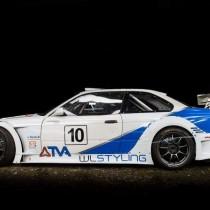 WLSTYLING / AsDs Motorsport sportinio BMW automobilio apklijavimas