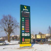 JOZITA kainų pilonas Garlaivoje