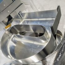 Aliuminių tūrinių raidžių iš iškabų gamybą