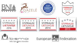 ADGO Reklama / reklamos gamyba / stipriausi Lietuvoje
