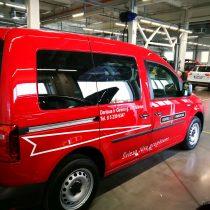 Reklama ant automobilių - Elektro Montuotojas lipdukų klijavimas