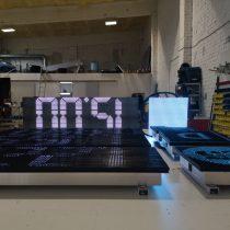 Spalvotų LED kainų, švieslenčių gamyba