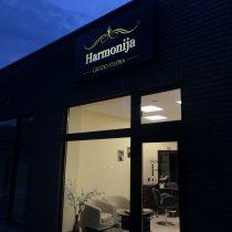 HARMONIJA šviesdėžės gamyba