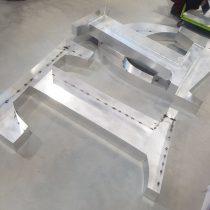 Turinės raidės aliuminės - gamyba