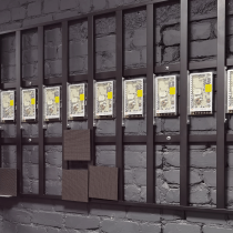 LED video spalvoto ekranas - gamyba