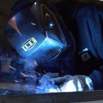 Metalo konstrukcijos gamyba LED ekranui